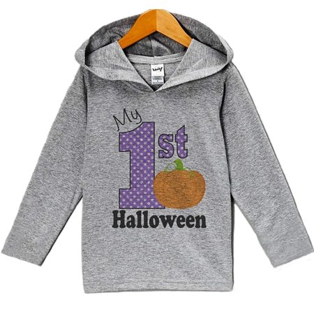 Custom Party Shop Baby My 1st Halloween Hoodie - 6 (Baby's First Halloween Party Ideas)