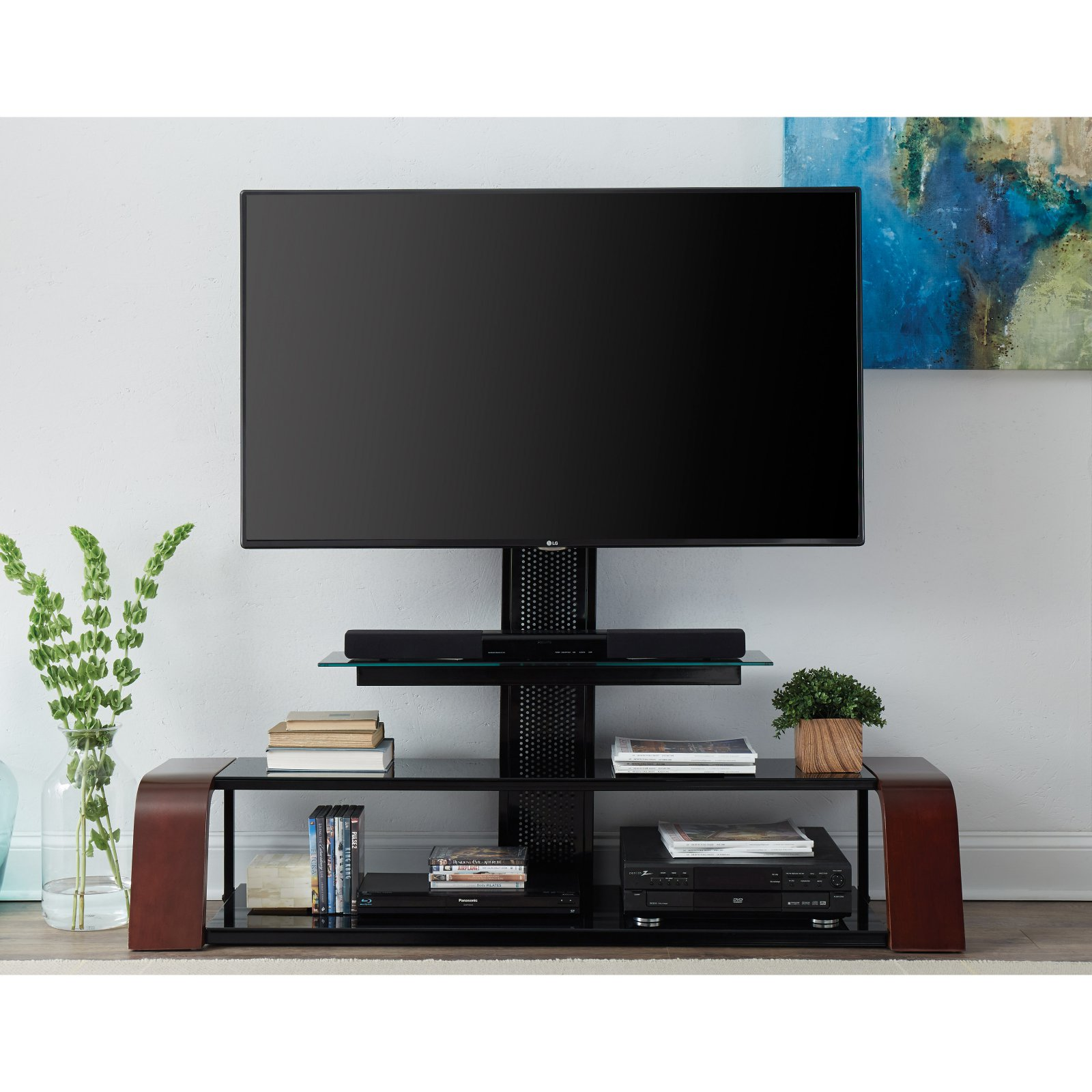 Sandberg Furniture Aria 62 in. TV Stand
