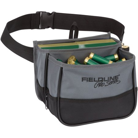 Fieldline Pro Series Black/Gray Small Trap Shell Pouch 6 Mag Pouch