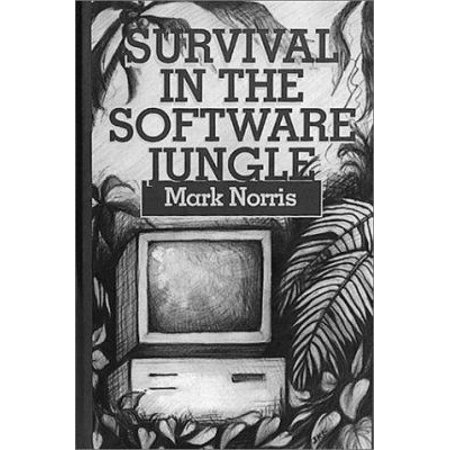 Survival In The Software Jungle  Artech House Professional Development And Technology Management Library   Hardcover
