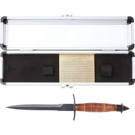 V-42 Wwii 12 3/4 Dagger - (Sgian Dubh Dagger)