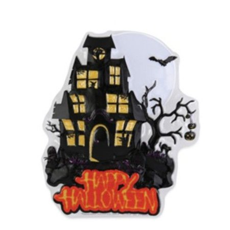 Happy Halloween Haunted House Cake Topper - Pop Top - National Cake Supply](Halloween Cakepops)