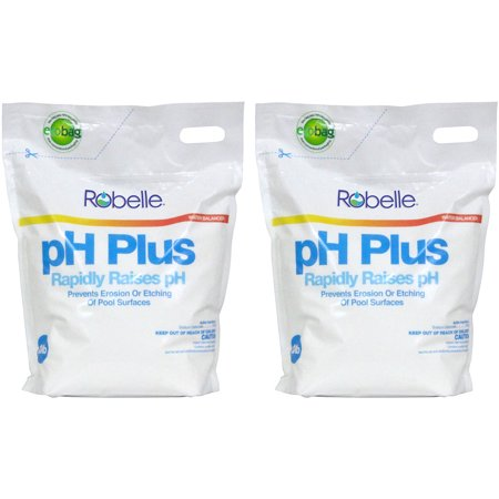 Robelle pH Increaser for Swimming Pools