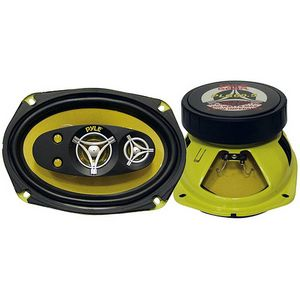 PYLE PLG695 - 6'' x 9'' 450 Watt Five-Way Speakers
