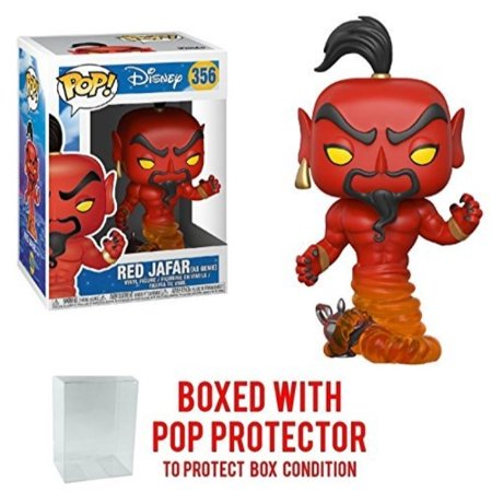 Funko Pop Disney Aladdin Red Jafar As Genie Vinyl Figure