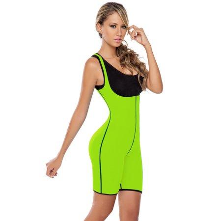 Senfloco 2 Side-Porter Butt annélation Femmes de levage Jumpsuit Corset Chlorofibre taille formateur pour la perte de poids