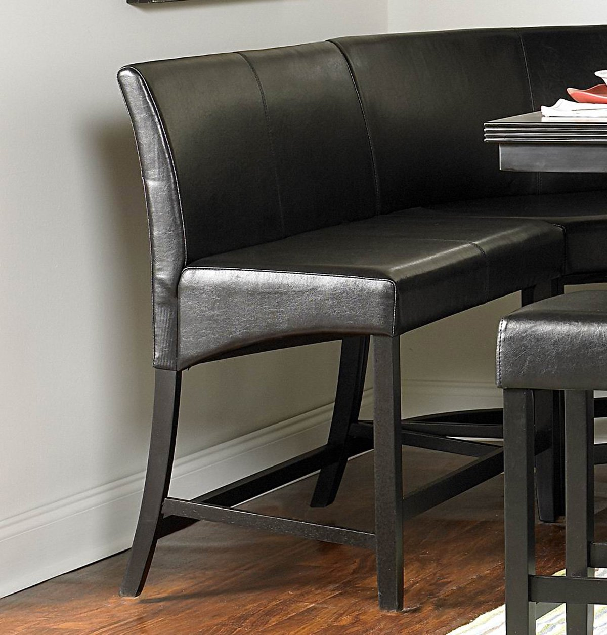 Woodhaven Hill Papario 2-Seater Counter Height Chair (Set of 2)