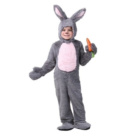 Toddler Grey Bunny Costume - Gray Bunny Costume