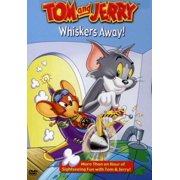 Tom and Jerry: Whiskers Away! (10 Cartoons) by TIME WARNER
