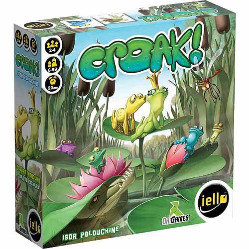 Iello Croak! Game