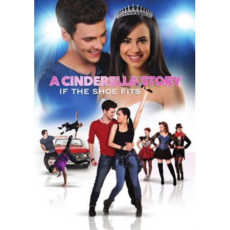 A Cinderella Story: If The Shoe Fits (DVD) - A Cinderella Story Halloween Scene