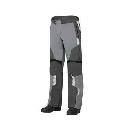 Can-Am Spyder Motorcycle Men's 42 Caliber Waterproof Riding Pants CHARCOAL/GREY ()