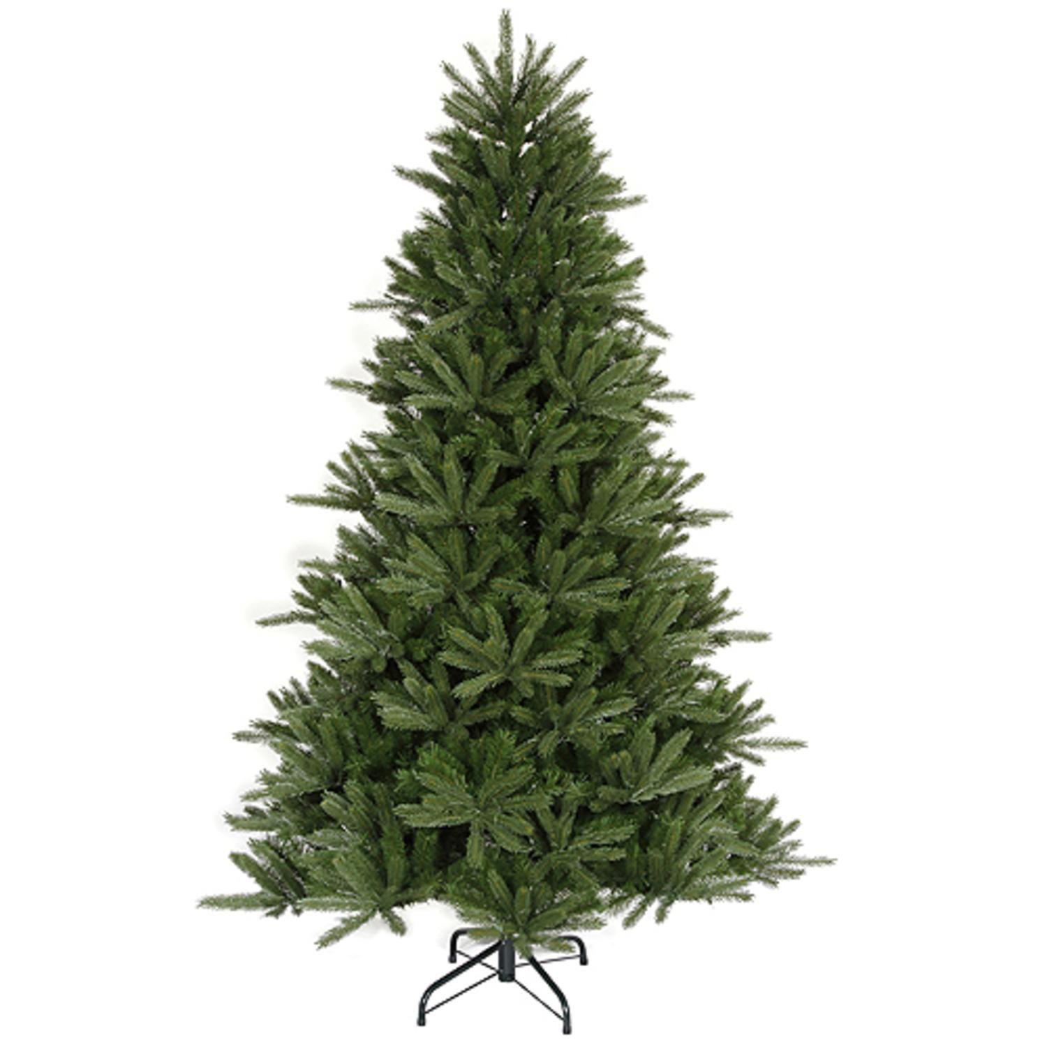 6.5' Full Vermont Fir Instant Shape Artificial Christmas Tree - Unlit