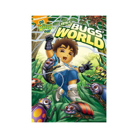 Go Diego Go: It's A Bugs World (DVD)