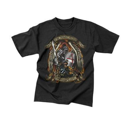 Amour Of God (Put on the Whole Armor of God T-Shirt, Ephesians)