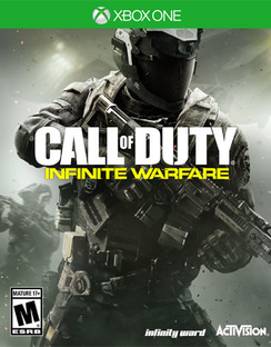 Call of Duty: Infinite Warfare Xbox One by Activision Inc.