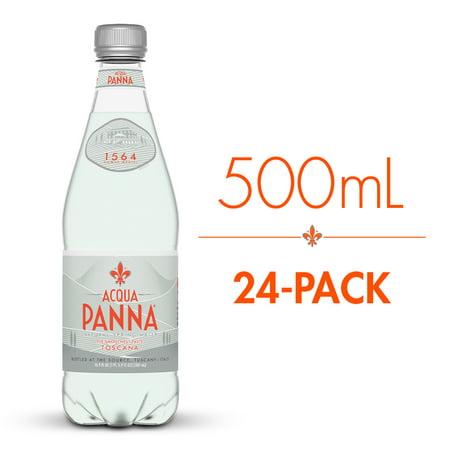 ed591a0a1d Acqua Panna Natural Spring Water, 16.9 fl oz. Plastic Bottles (24 Count) -  Walmart.com