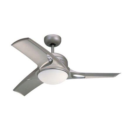 Mach Two 38 Inch Titanium Ceiling Fan