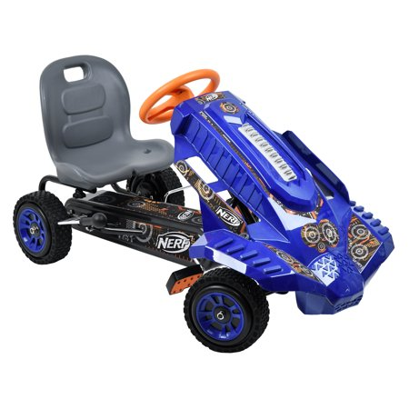 NERF Striker Pedal Go Kart