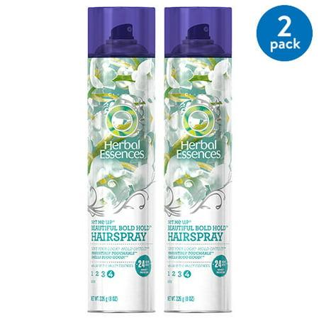 Purse Spray Essence - Herbal Essences Set Me Up Hairspray, 8 oz, Pack of 2