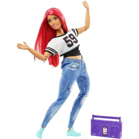 Barbie Sports Dancer Doll ()