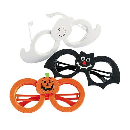 IN-25/3068 Goofy Halloween Glasses Per - Film Per Halloween