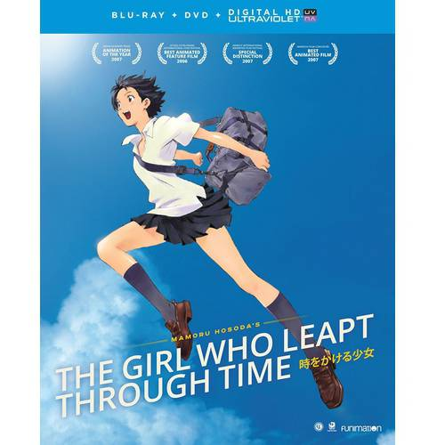 The Girl Who Leapt Through Time (Japanese) (Blu-ray + DVD + Digital HD)