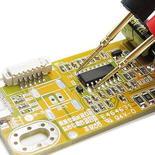 Digital Multimeter Probes Electrical Test Probe 20A 1000V Micsoa Multimeter Test Leads Banana Plug