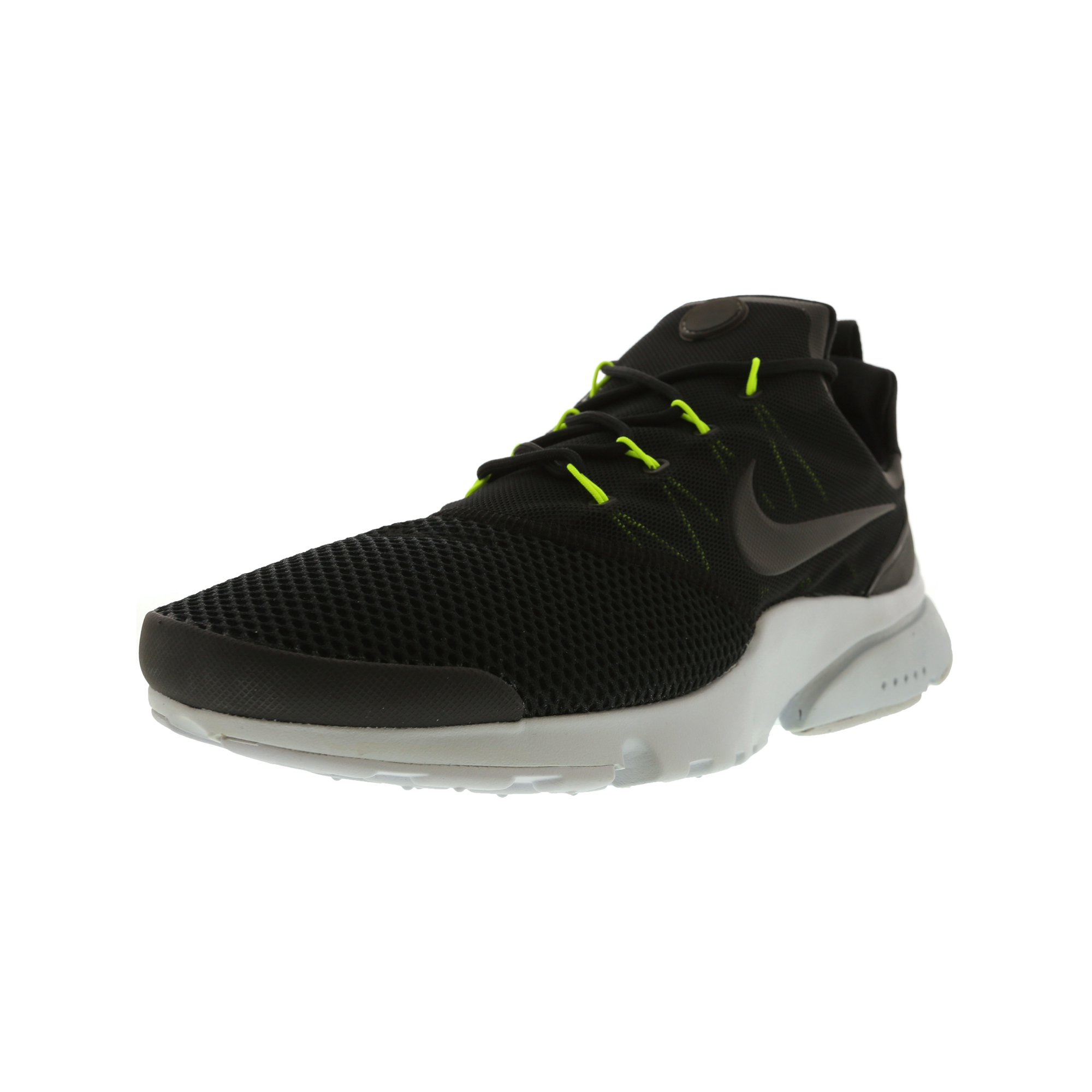 832af0211654a Nike Men s Presto Fly Clay Green   White - Black Ankle-High Mesh Running  Shoe 8.5M