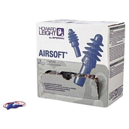 Airsoft Ear Plugs (Howard Leight AirSoft Corded Reusable Ear Plugs (NRR 27 dB) 600 Pairs)