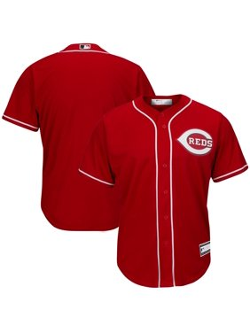 Cincinnati Reds Big & Tall Replica Team Jersey - Red
