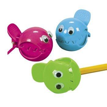 Cool Fun 8-386 Wiggle Eye Fish Pencil Sharpener
