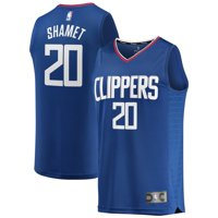 Landry Shamet LA Clippers Fanatics Branded Youth Fast Break Replica Jersey Red - Icon Edition