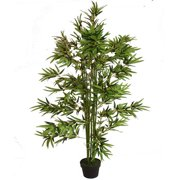 ESSENTIAL D COR & BEYOND, INC Artificial Bamboo Tree in Pot