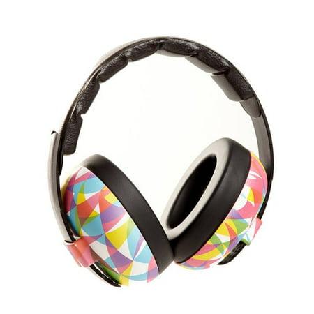 Baby Banz EarBanz Infant Hearing Protection Geo print (Baby Banz Sonnenbrille Australien)