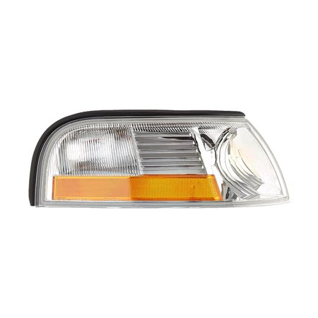 NEW RIGHT PASSENGER SIDE MARKER LIGHT FITS MERCURY GRAND MARQUIS 2003 FO2521171 3W3Z13200AA 3W3Z-13200-AA 3W3Z 13200 (2003 Mercury Grand Marquis For Sale By Owner)