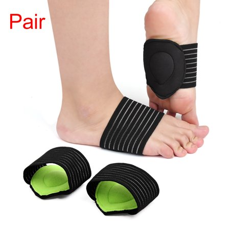 5e446856c5f68 Pair One Size Thicken Cushion Foot Plantar Fasciitis Arch Support for Flat  foot | Walmart Canada