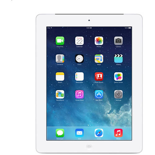 Apple iPad 2 Tablet MC982LL/A 16GB Wifi + 3G AT&T, White (Refurbished)