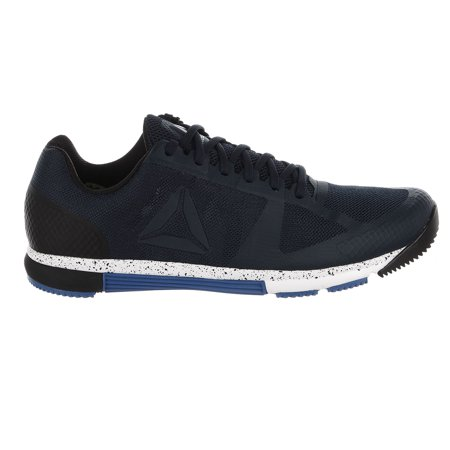 Reebok Speed TR 2.0 Sneaker - Coll. Navy Acid Blue Black White - Mens - 8 -  Walmart.com 0e4313de9
