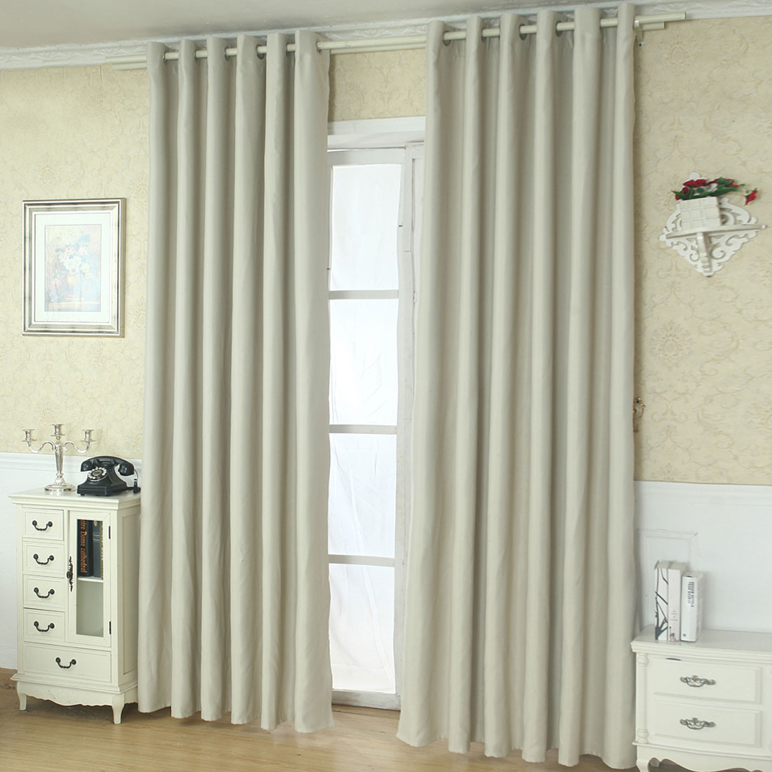 63 inch curtains home fation thermal insulated blackout for Thermal windows reviews