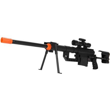 Dark Ops Airsoft P1200 M200 Airsoft Rifle Gun