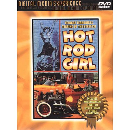 Hot Rod Girl (Man Of The House Frank O Connor)