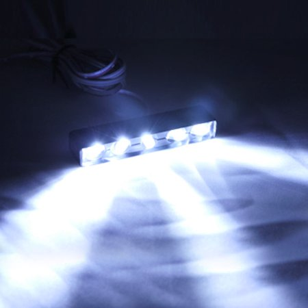 White License Plate Tag Light 5 LED Fender Lite For Victory Vision Street Tour - image 2 de 3