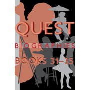 Quest Biographies Bundle — Books 31–35 - eBook