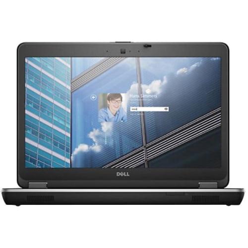 """Dell X0D14 Dell Latitude E6440 14"""" LED Notebook - Intel Core i7 i7-4610M Dual-core (2 Core) 3 GHz - Black, Silver - 8 GB DDR3L SDRAM RAM - 500 GB HHD - DVD-Writer - AMD Radeon"""