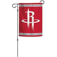 "Houston Rockets WinCraft 12"" x 18"" Double-Sided Team Logo Garden Flag"