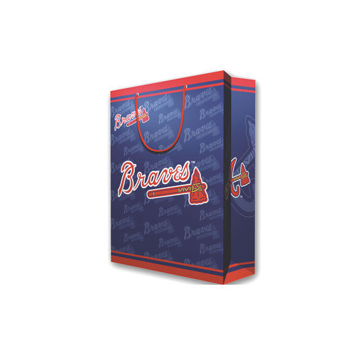 2 MLB Large Gift Bag - Mets New York Mets GIFTBBNYMLG