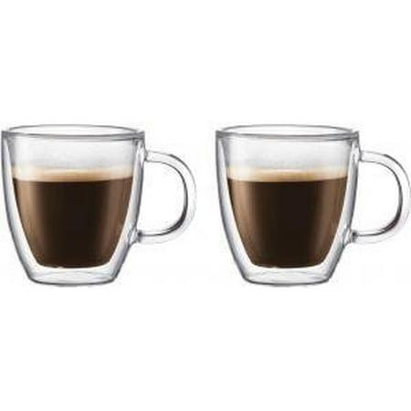 Bodum BISTRO Blade Grinder Electric Blade Coffee Grinder Off White Off-White Bodum Pavina Glass Cups