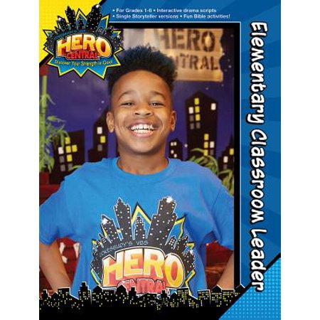 Western Vbs (Vacation Bible School Vbs Hero Central Elementary Classroom)