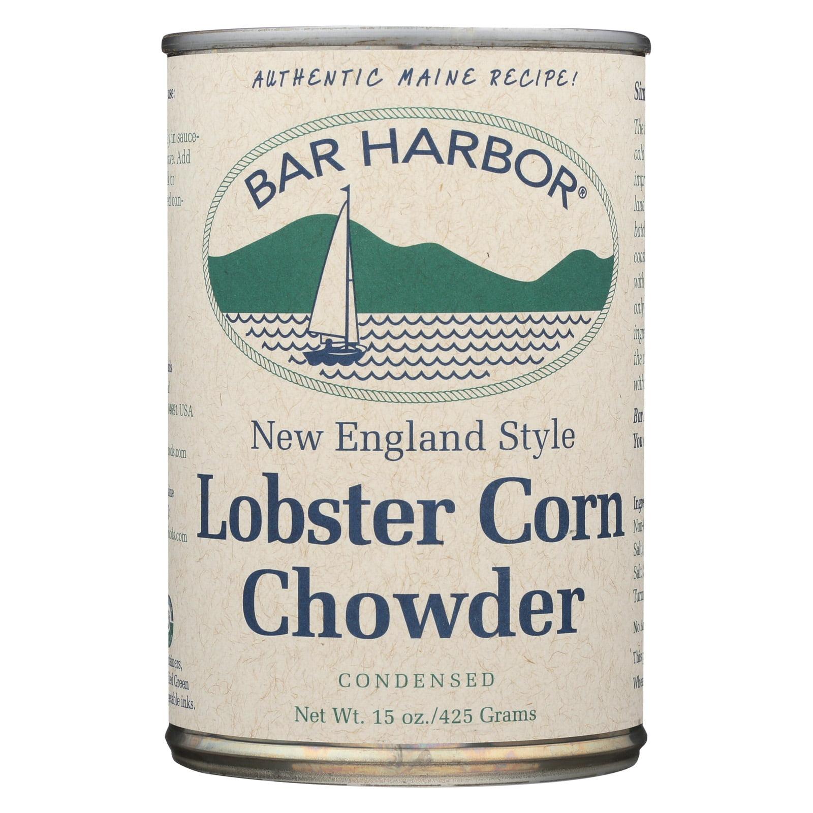 Bar Harbor Lobster Corn Chowder Case of 6 15 oz. by